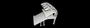ماکت استادیوم - پرینتر سه بعدی - آرمان ویژن