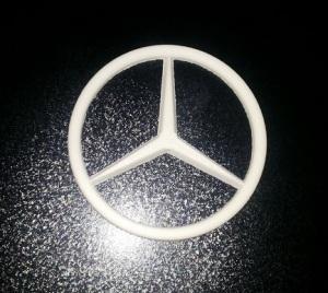 پرینتر سه بعدی - لوگو خودرو