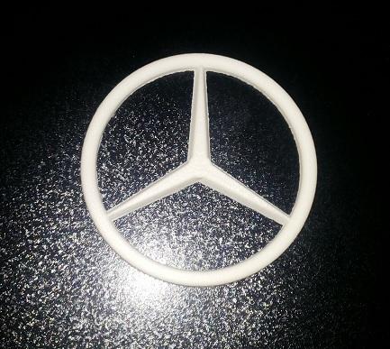 پرینتر سه بعدی - لوگو خودرو - تصاویر پرینتر سه بعدی، نمونه پروژه های پرینت سه بعدی