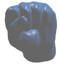 hand-arman-solid-stl