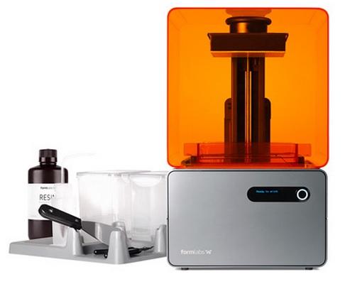 پرینتر سه بعدی SLA ساخت آمریکا