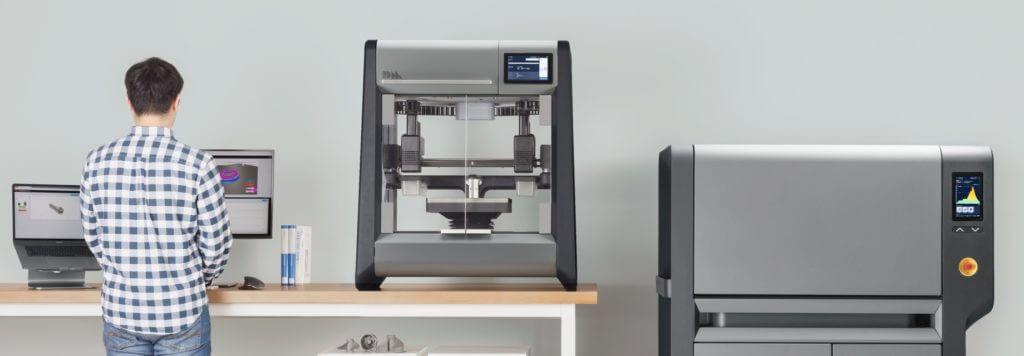 شرکت چاپ سه بعدی نوآورانه Desktop Metal