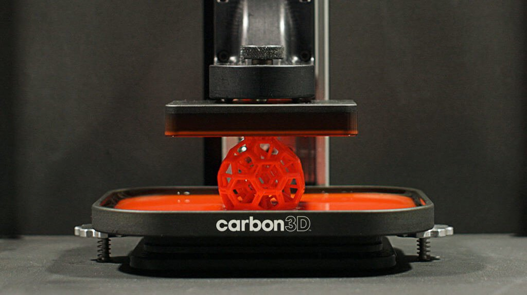 شرکت های چاپ سه بعدی نوآورانه carbon