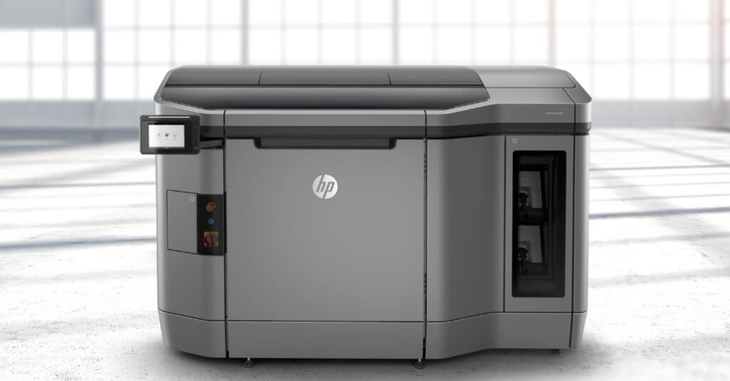 شرکت های چاپ سه بعدی نوآورانه HP