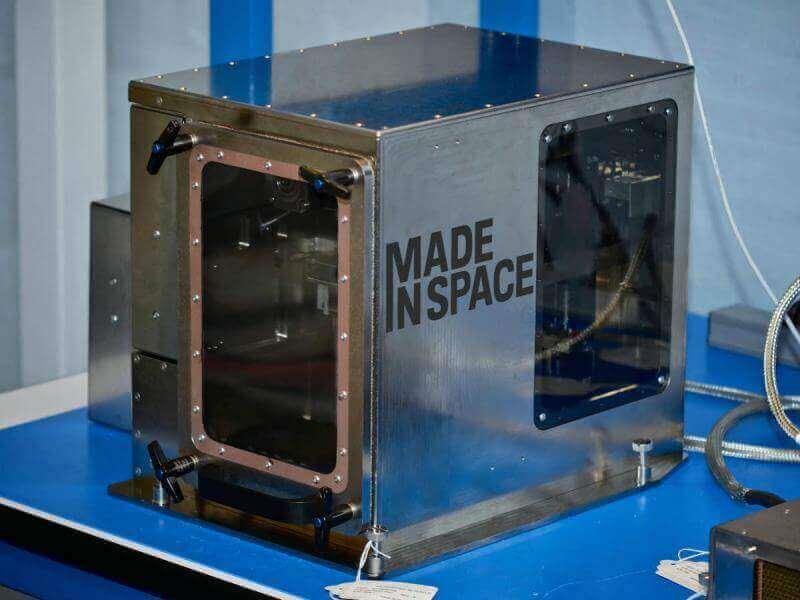 شرکت های چاپ سه بعدی نوآورانه Made In Space