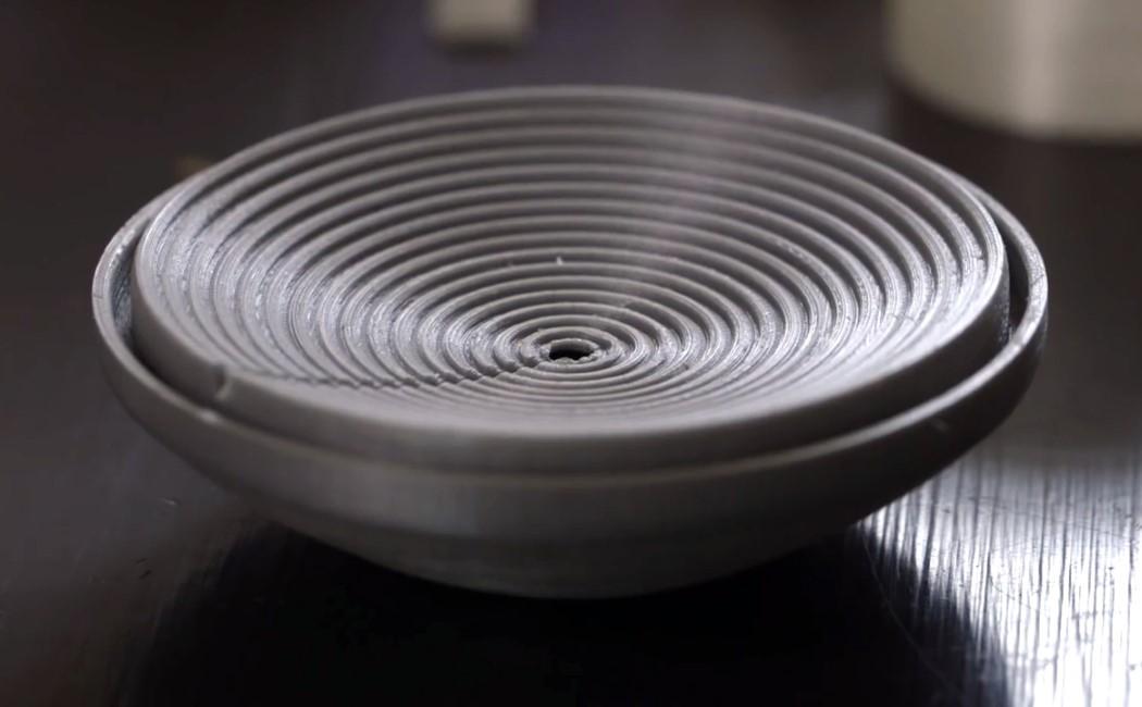 پرینت با پرینتر سه بعدی