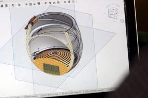 پرینت سه بعدی لیوان