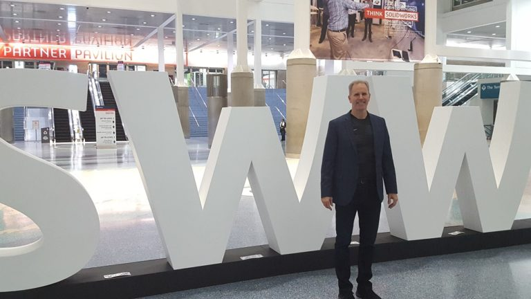 Stephen Nigro at SWW18