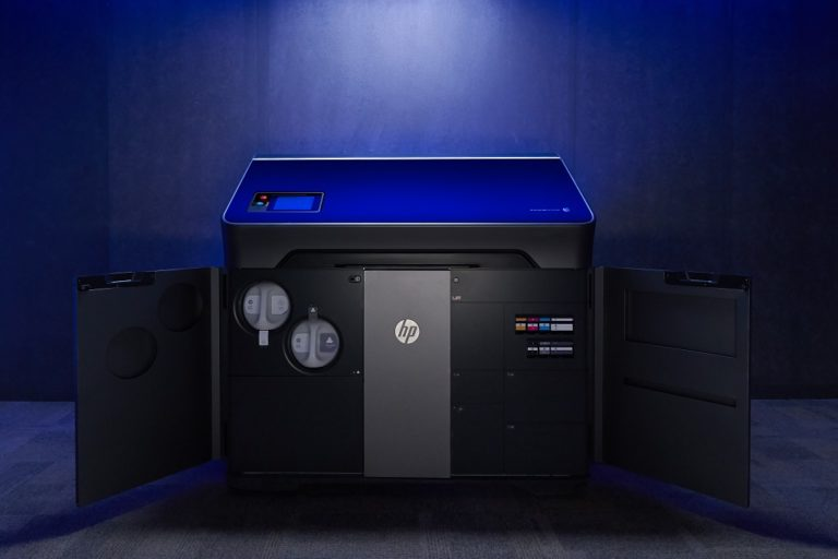 پرینتر سه بعدی تمام رنگی به همکاری HP و SOLIDWORKS