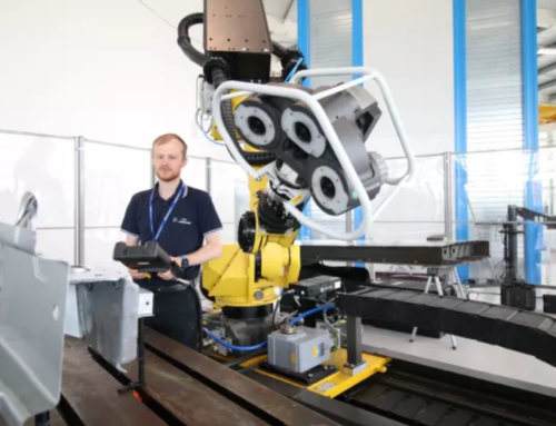 آغاز آزمایش اسکنر سه بعدی طراحی شده برای بازرسی تمام اتوماتیک