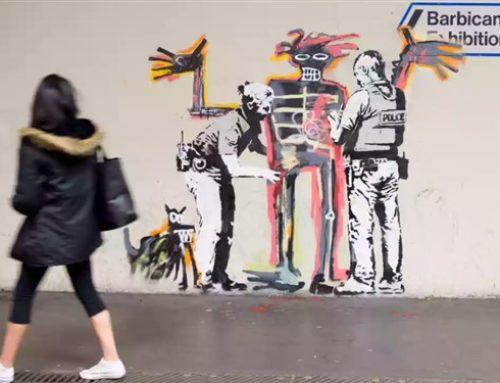 نابودی اثر هنری جهانی در حراجی شاهکار بنکسی!