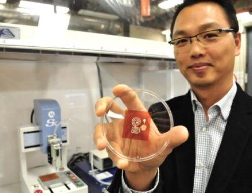 پرینت سه بعدی مواد سلولزی برای ساخت قطعات الکترونیکی